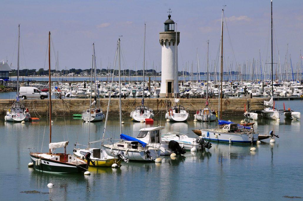 Port Haliguen, Quiberon, Morbihan, Bretagne